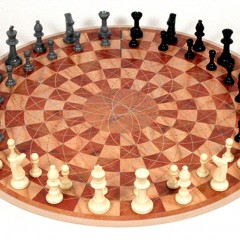 3 Man Chess Anyone?