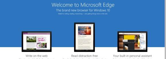 BUG: Windows 10 + Microsoft Edge + Local Host Development
