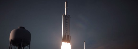 Space X's Falcon Heavy (And Its Amazing Boosters!)
